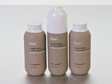 Living Proof Anti Frizz products