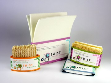 Twist Clean Bundle, photo by Sue Bruce