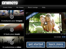 Animoto - Make Your Own Video Slideshow, Make Your Own Video Slideshow