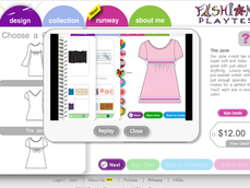 Clothes Designer Websites For Girls Fashion Playtes DIY Design