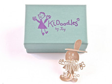 KiDoodles Kids' Art Jewelry, Jewelry From Kids Art