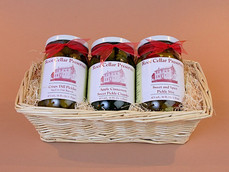 Root Cellar Preserves Pickle Sampler, Buy Gourmet Pickles