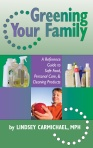 Greening Your Family by Lindsey Carmichael, MPH
